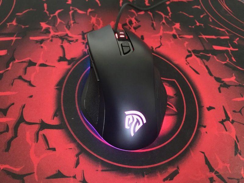 EasySMX RGB T47- Il mouse da gaming economico