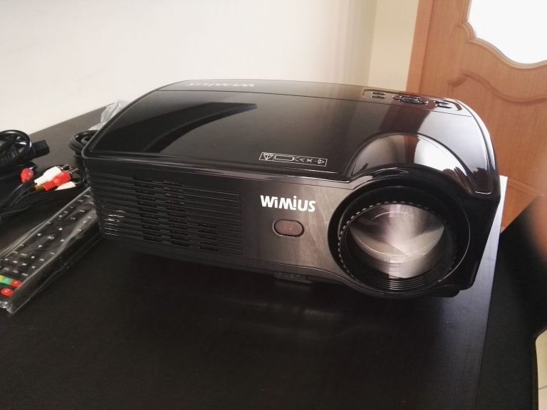 Proiettore HD WIMIUS T4 3200