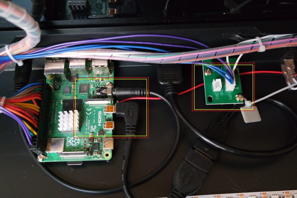 Scheda Raspberry Pi4