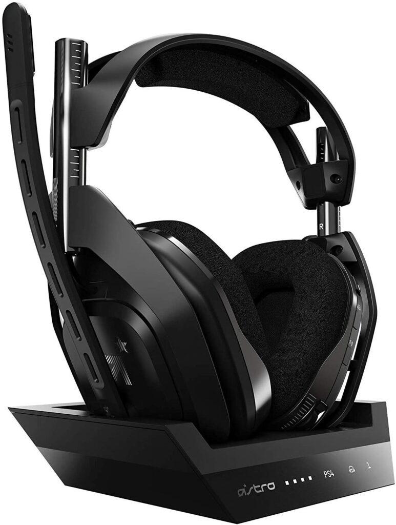 RECENSIONE: Cuffie wireless da gaming ASTRO A50