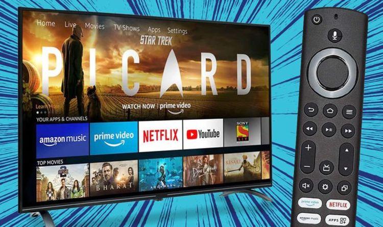 Amazon: Prima Smart TV con Fire TV Stick Integrato