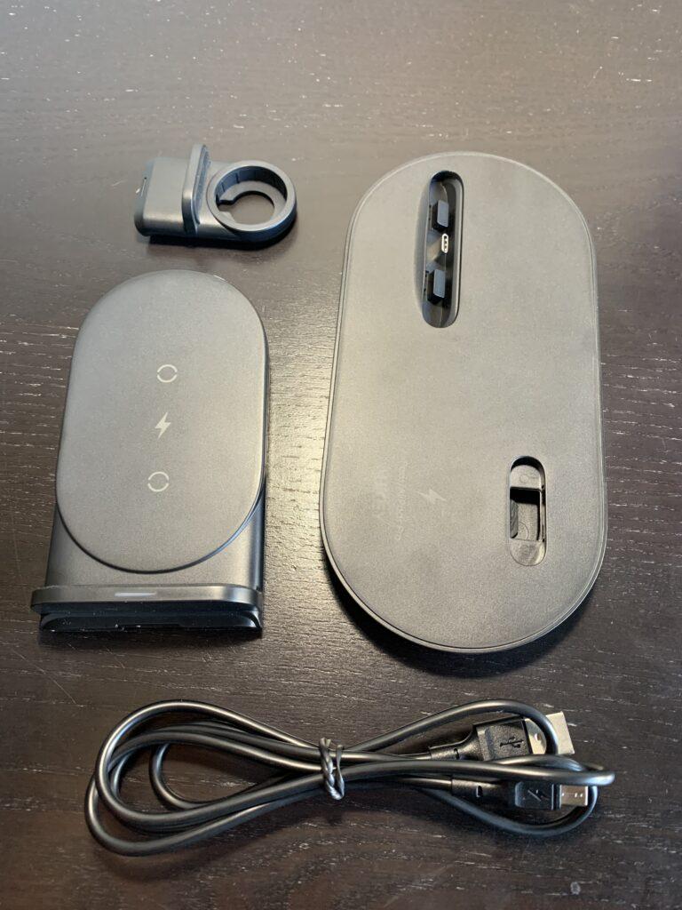 Recensione Aukey Caricatore wireless 3 in 1