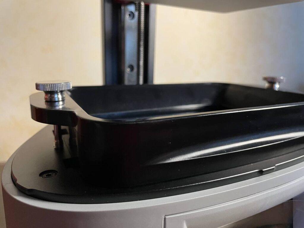 vaschetta resina Nova3d Elfin 2 Mono SE