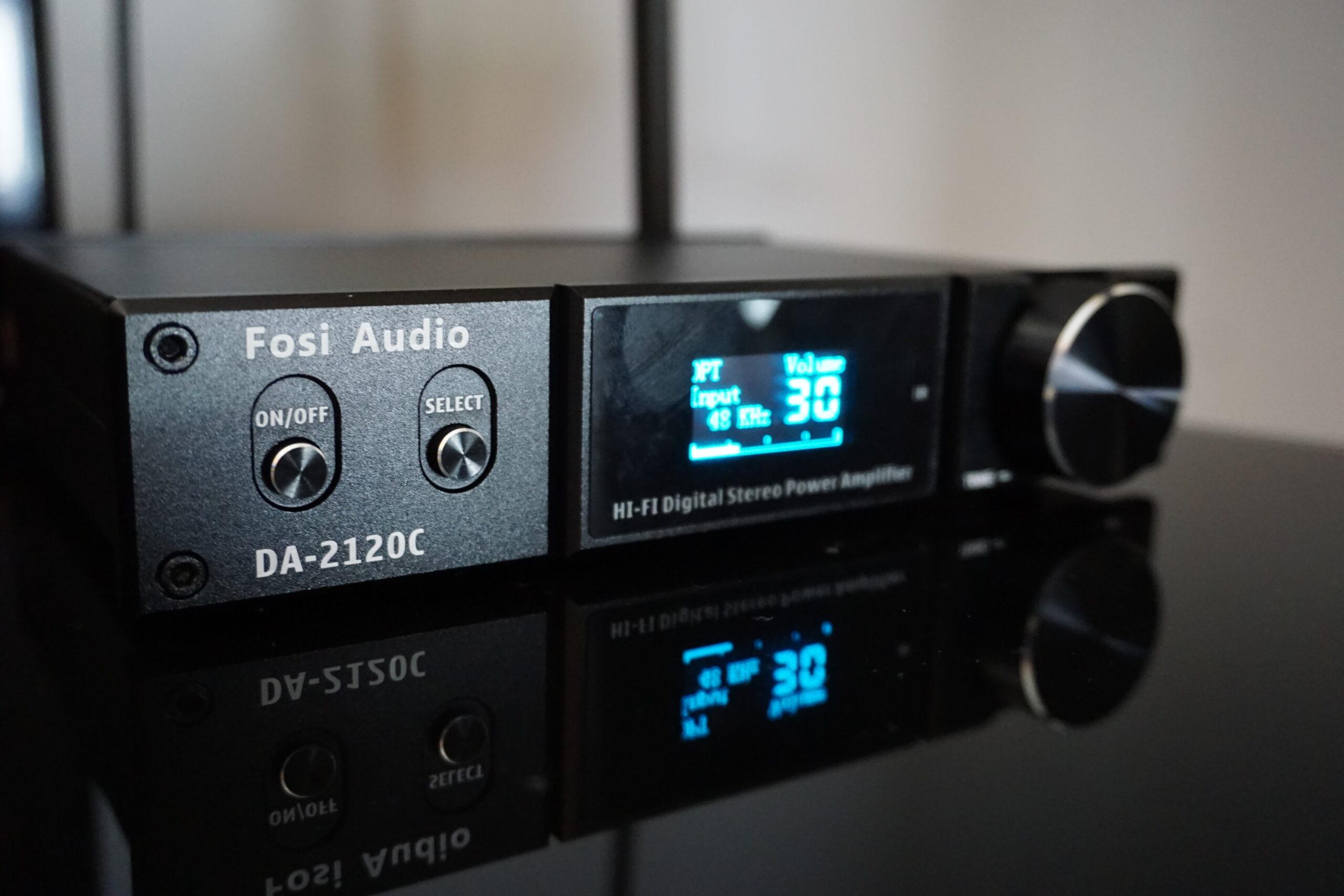 Fosi Audio DA2120C Amplificatore 2.1